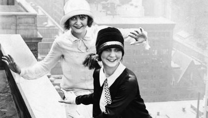 Flappers Took the Country by Storm, But Did They Ever Truly Go Away