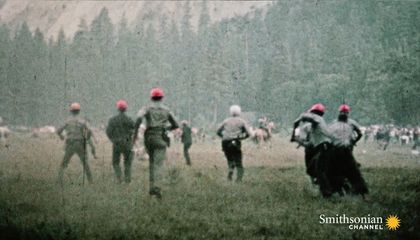 How Yosemite Became the Setting of a Chaotic 1970 Riot