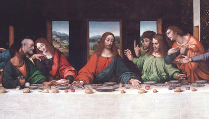 See 'The Last Supper' in a New High-Resolution Scan Online