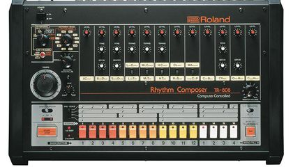 The TR-808 Drum Machine Changed the Sound of Pop Music Forever