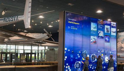 Happy 40th Birthday, National Air and Space Museum!