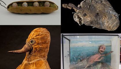 Museums Challenged to Showcase 'Creepiest Objects' Deliver Stuff of Nightmares