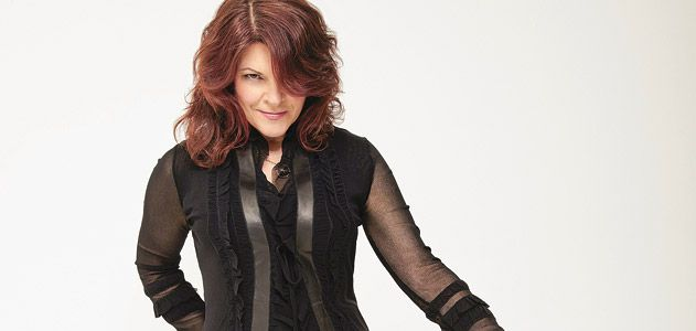 Rosanne Cash, the daughter of Johnny Cash