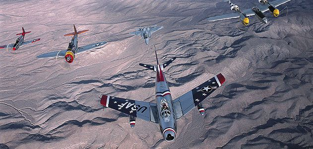 Could You Fly a Sabre? | Military Aviation | Air & Space Magazine