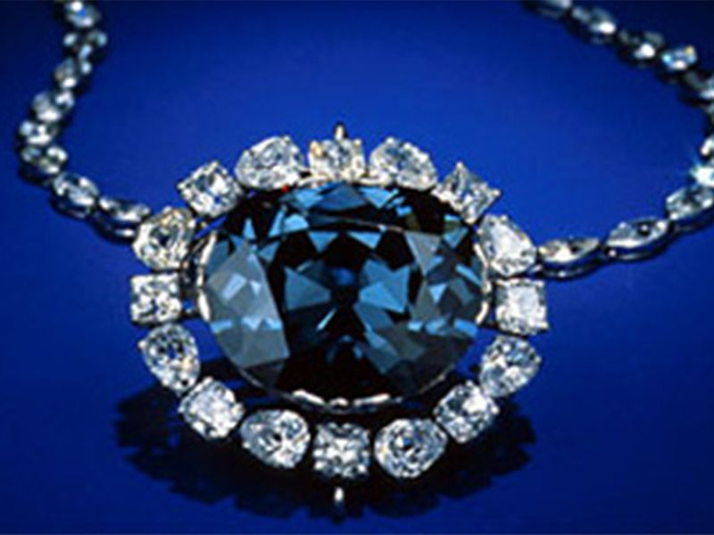 Image result for Hope diamond