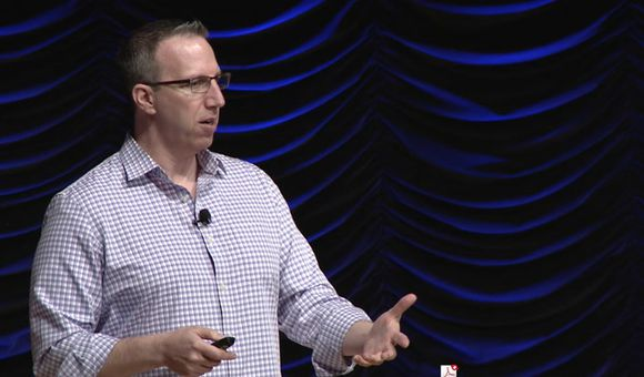 Preview thumbnail for video'DO NOT PUBLISH Future Is Here Festival 2015: Marc Goodman, Chair for Policy and Law at Singularity University