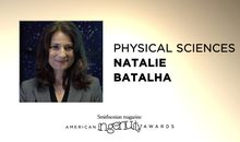 Meet Natalie Batalha, the Explorer Who's Searching for Planets Across the Universe