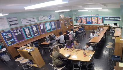 Designing Classrooms For the 21st Century
