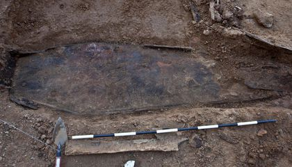 Archaeologists Worked Feverishly to Excavate Colonial-Era Graves at Philly Construction Site