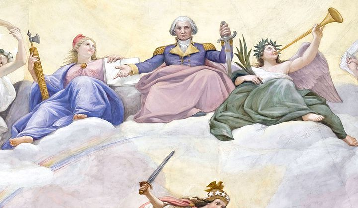 Why Washington Embraced a 'Nondescript' God