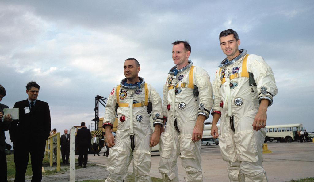 If not for the accident, Apollo 1 astronauts Gus Grissom, Ed White, and Roger Chaffee would likely have gone to the moon.