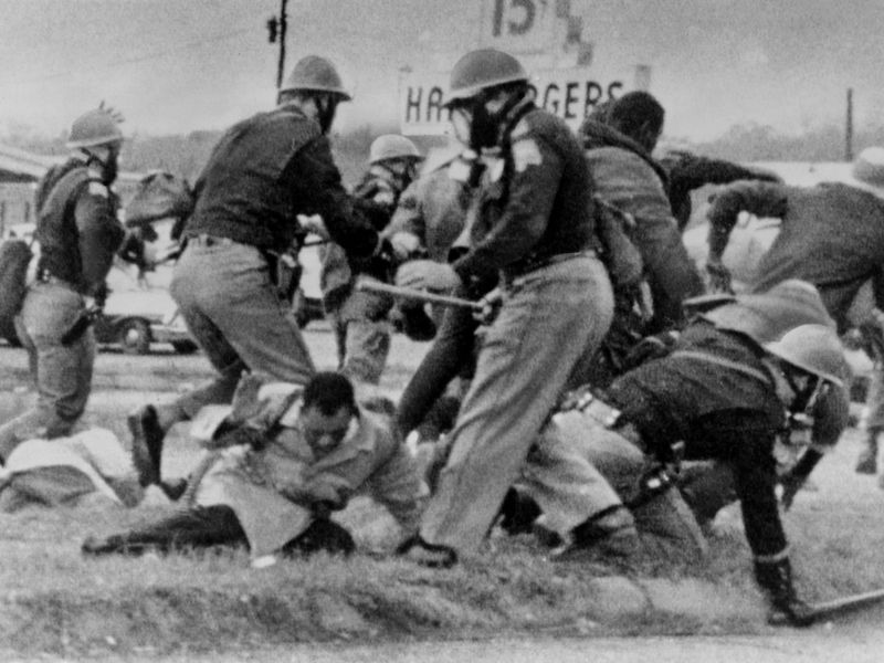 The Long Painful History Of Police Brutality In The Us At The