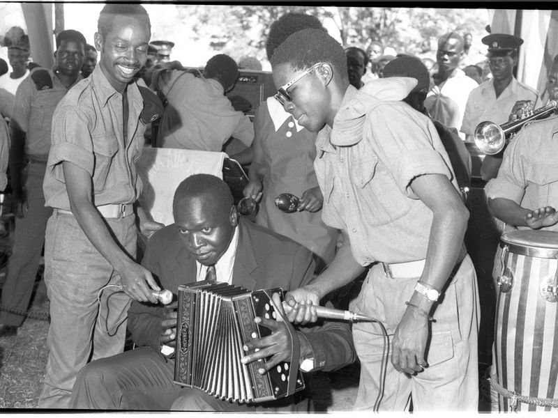 Thousands of Newly Unearthed Photographs Document Ugandans' Life
