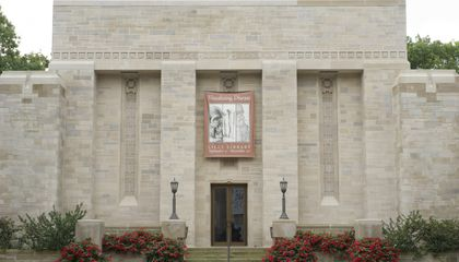 See the Gutenberg Bible, 32,000 3D Mechanical Puzzles and a Lock of Edgar Allen Poe's Hair at This Rare Library