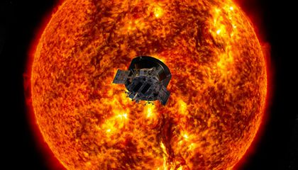 NASA's Sun-Orbiting Probe Reveals New Secrets of Our Host Star