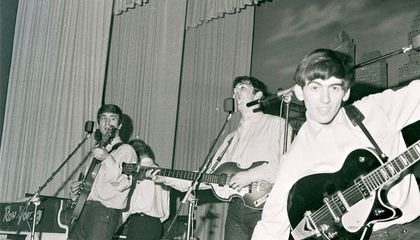 How a Stint in Hamburg Helped Catapult the Beatles to Superstardom