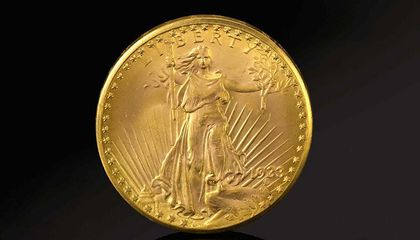 The World's Most Valuable Coin Sells at Auction for $18.9 Million