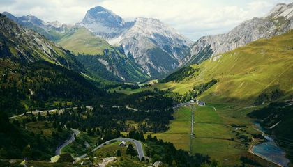 Tourists Are Now Banned from Photographing This Swiss Village