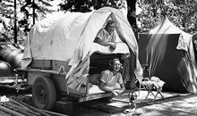 Ten Inventive Attempts to Make Camping More Comfortable
