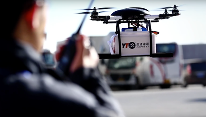 Drone Deliveries Go Global