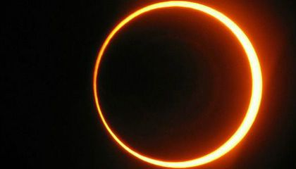 The 'Ring of Fire' Eclipse You Might See Sunday