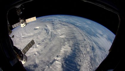 Astronauts Took Pictures of Typhoon Neoguri—And It Looks Huge, Even From Space