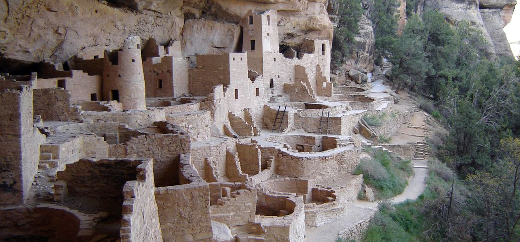 Cliff Palace, Mesa Verde. Credit: NPS