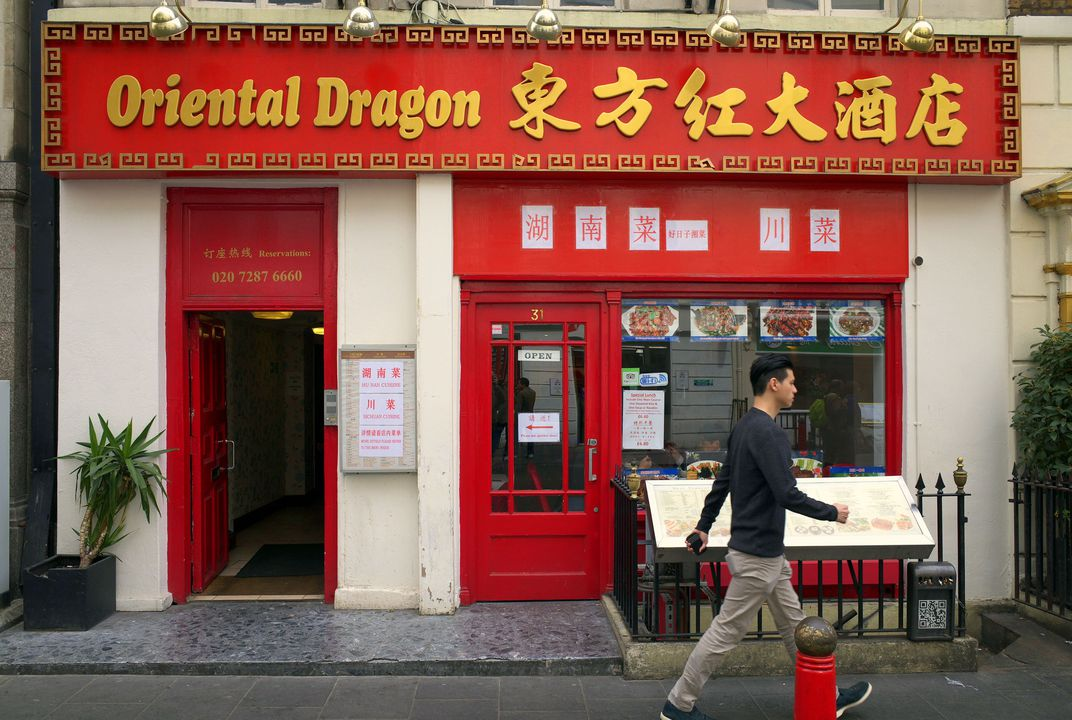 Why Do Chinese Restaurants Have Such Similar Names? | At the Smithsonian | Smithsonian
