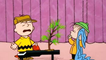 "The ""Charlie Brown Christmas"" Special Was the Flop That Wasn't"