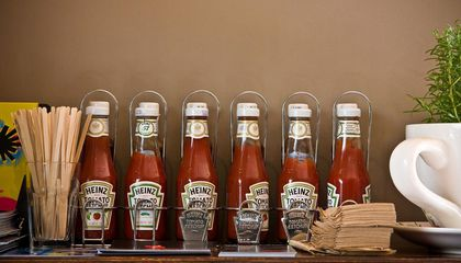 A Physicist Figured Out the Best Way to Get Ketchup Out of the Bottle