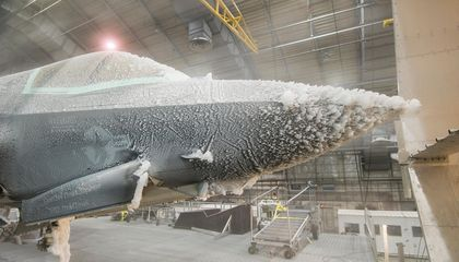 Gallery: What Can the F-35 Weather?