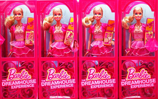 Barbie is no longer #1 with girls