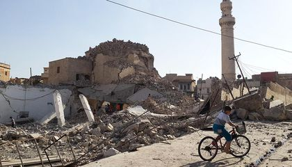 Why We Need to Fight to Save Mosul's Cultural Heritage