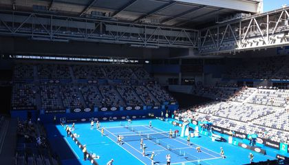 It's So Hot They Had to Suspend the Australian Open Because Players Were Passing Out