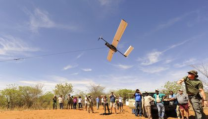 The One Use of Drones Everyone Can Agree on, Except for Poachers