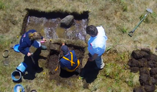 Archaeologists Spy New Viking Settlement From Space