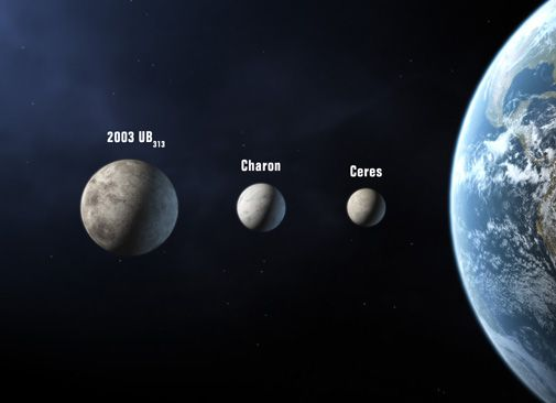 Three more planets join the Original Nine.
