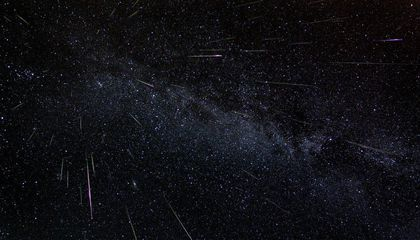 The Perseid Meteor Shower Looks Even More Beautiful When You Know Where It Comes From
