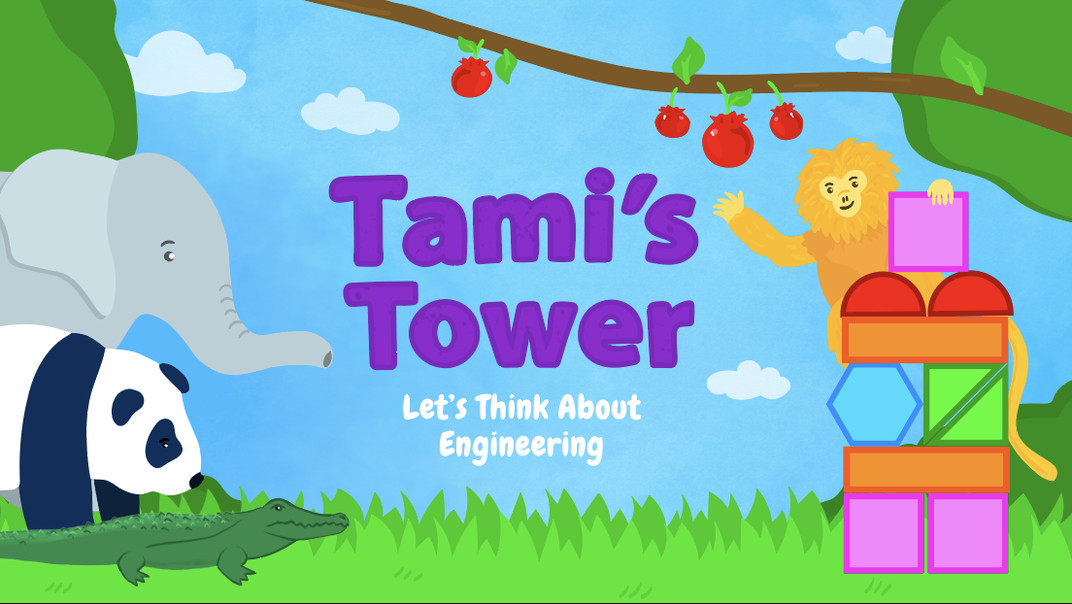 Image from Tami's Tower: Let's think about engineering