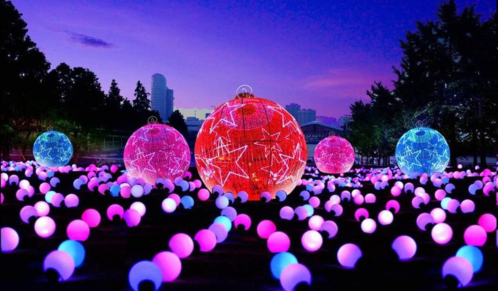 Five Can't-Miss Summer Light Festivals