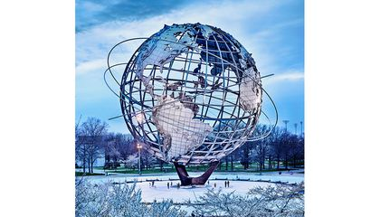 What the Unisphere Tells Us About America at the Dawn of the Space Age