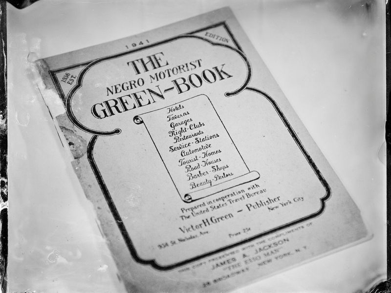 The Negro Motorist Green-Book