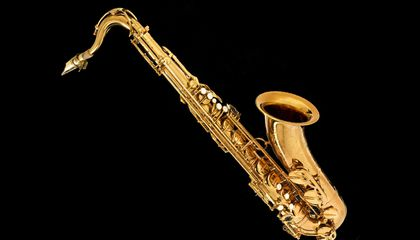 A Sax Supreme: John Coltrane's Legendary Instrument Joins the Collections of the American History Museum