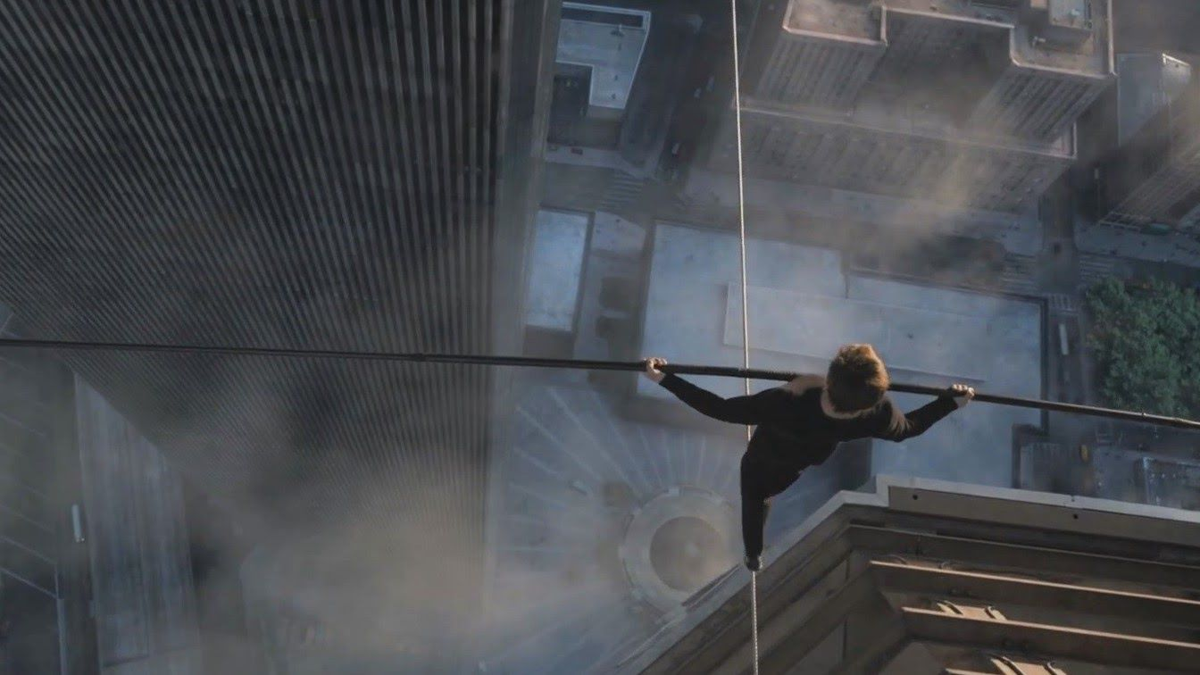 What Happens to Your Body When You Walk on a Tightrope