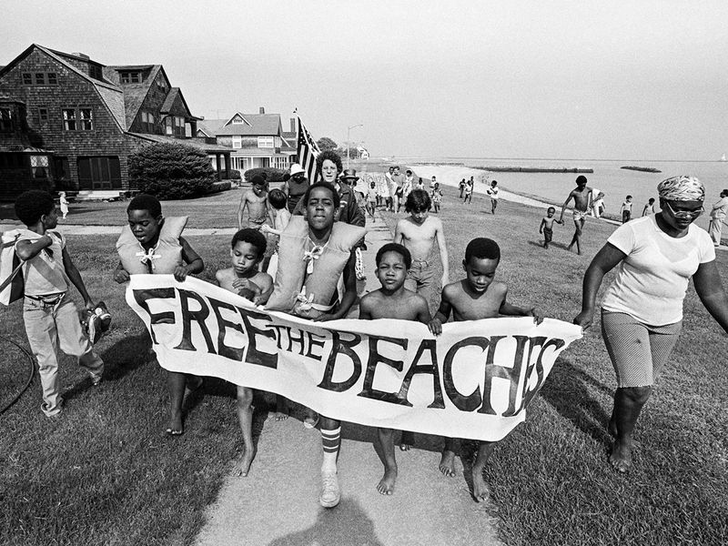 Racism Kept Connecticuts Beaches White Up Through The 1970s