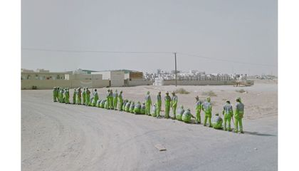 Agoraphobic Photographer Captures the World With Some Help From Google Street View