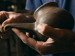 Learn Armenian pottery traditions and techniques in Gyumri image