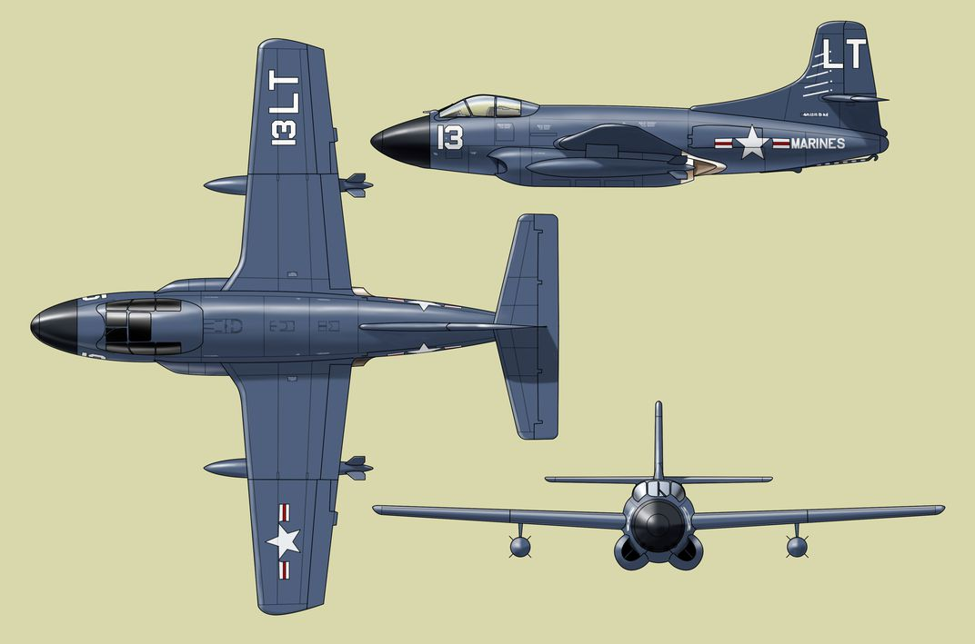 The Deadliest Night Fighter in Korea   Military Aviation