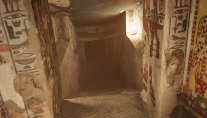 Take a VR Tour of an Egyptian Queen's Elaborate Tomb