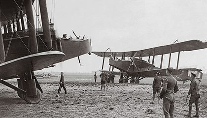 World War I in Pictures